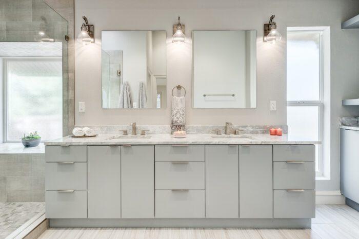 NOMI MODERN Bathroom remodel Dallas Tx