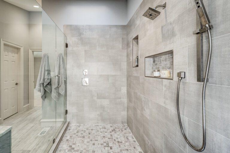 Master bathroom shower NOMI Bathroom remodeling