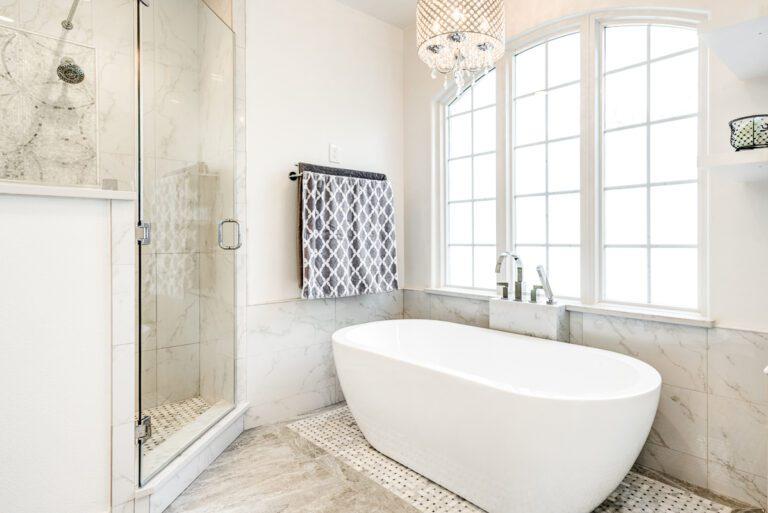 Spa Bathroom remodel Dallas TX by NOMI