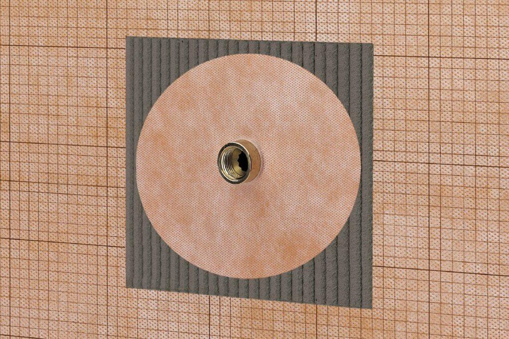 waterproofing membrane NOMI luxury bathroom remodeling