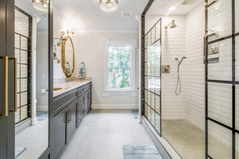 NOMI Bathroom remodel Highland park Dallas Tx