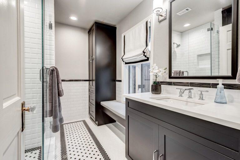 Shower remodel Frisco NOMI luxury bathroom remodeling